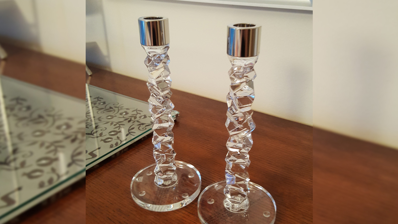Candlestick holder designers photo