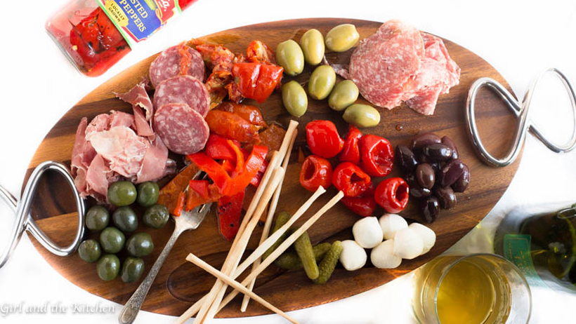 Anatomy of an Antipasti Platter photo 2