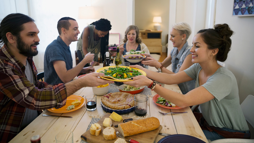 6 Tips for Hosting Friendsgiving photo 1