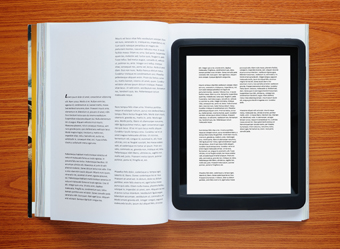 Why I'm not quite ready to get an e-reader photo