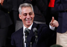 Rahm Emanuel 2011 photo