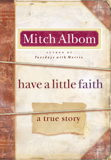 Book Review: Mitch Albom's Have a Little Faith photo 1