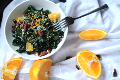 Warm Tuscan Kale Salad photo 2
