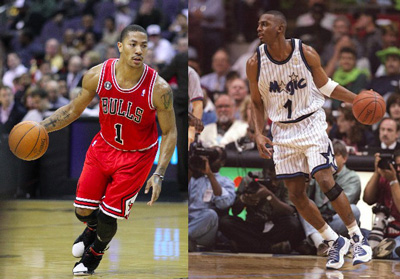 Is Derrick Rose the next Penny Hardaway? photo