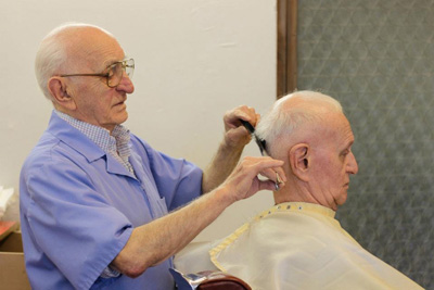 My Grandfather the Barber photo 1