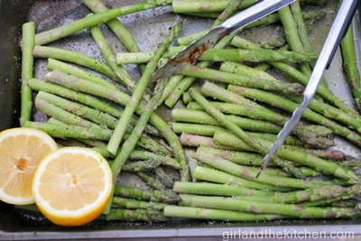 Lemon Parmesan Asparagus photo 2