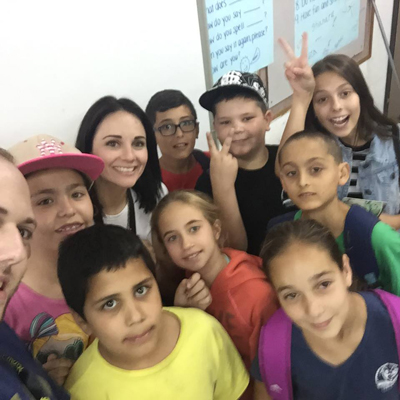 My Crazy, Beautiful Israeli Classroom photo