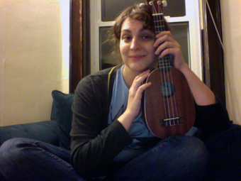 Hamlet and the ukulele photo 1