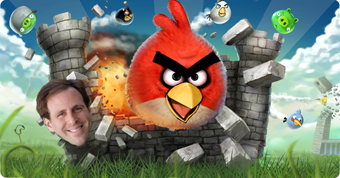 Angry Birds are taking over the world photo 1