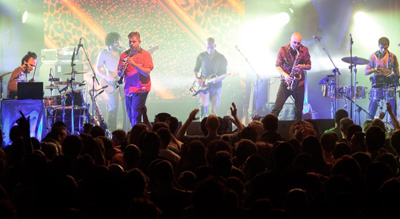 Balkan Beat Box Concert in Chicago photo 1