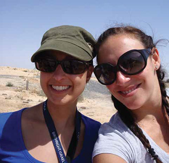 Life after JUF, Part 2: Back to Birthright photo