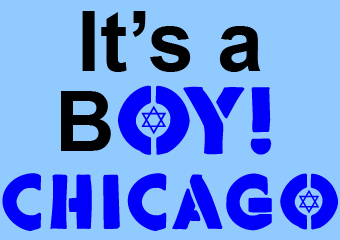 It's a bOy!Chicago photo