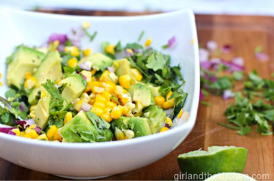 Grilled Corn and Avocado Salad photo 3