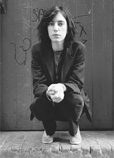 Those were our times: Just Kids by Patti Smith photo