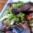 Grilled and Marinated Flank Steak photo_th