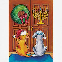 18 Signs You Grew Up Celebrating Chanukah and Christmas 10