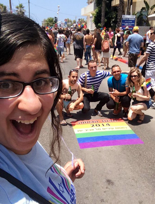 Tel Aviv Pride Through My Eyes photo 3