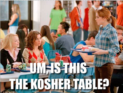 The 18 People You'll Meet at a Jewish Young Adult Event 7