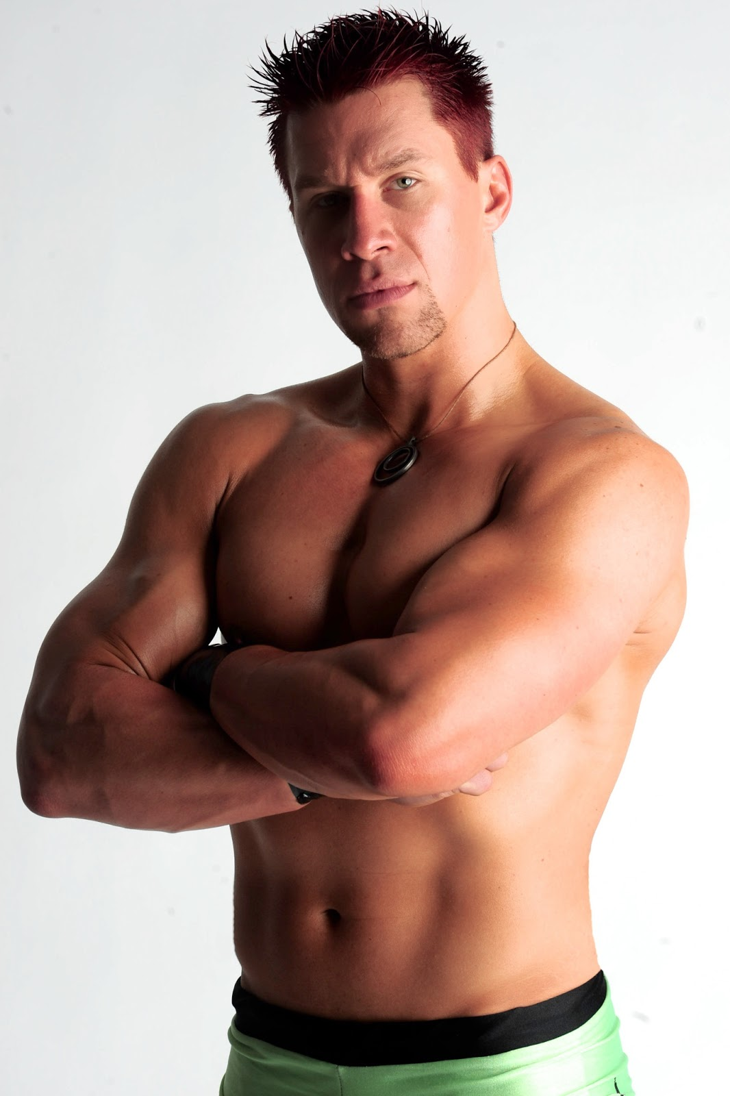 Interview with pro wrestler AJ Kirsch photo