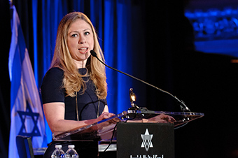 Chelsea Clinton photo 1