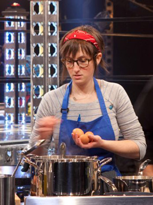 Stephanie Goldfarb on 'America's Best Cook' - Episode 4 photo 1