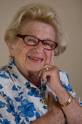 Becoming Dr. Ruth photo 1