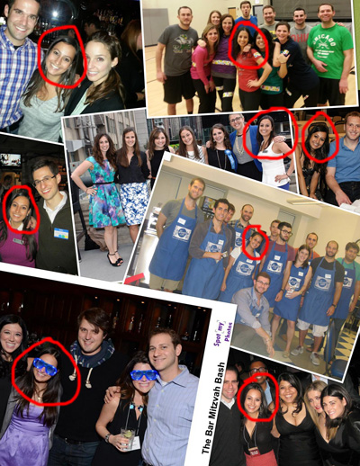 The 18 People You'll Meet at a Jewish Young Adult Event 2