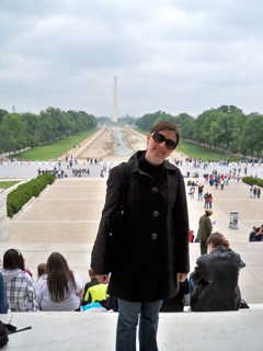 Miss Pervos goes to Washington photo 1