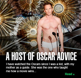 A Host of Oscar Advice slide