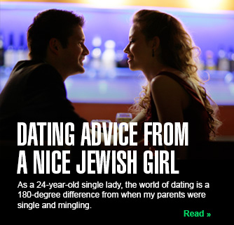 Dating Advice from a Nice Jewish Girl slide