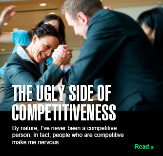 The Ugly Side of Competitiveness slide
