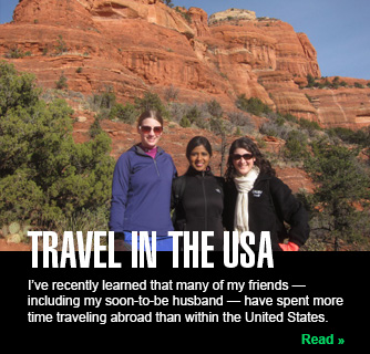 Travel in the USA slide 2