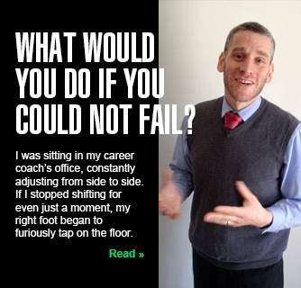 What Would You Do If You Could Not Fail? slide